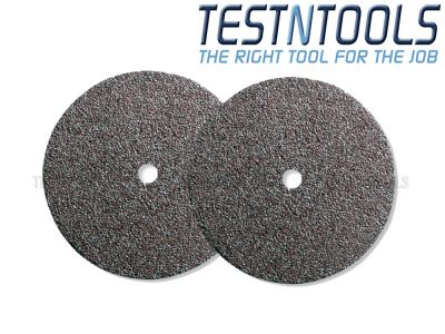 Dremel Aluminium Oxide Grinding Stone 22.4mm 2 Pack 541 2615000541