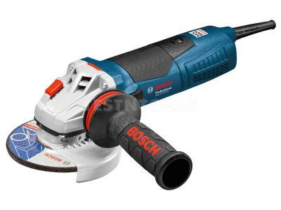 Bosch Angle Grinder 125mm 1700W Variable Speed GWS17-125CIE 060179H042