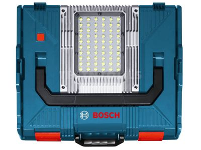 workshop work light bosch l boxx with led light small 136 0601446100. Black Bedroom Furniture Sets. Home Design Ideas