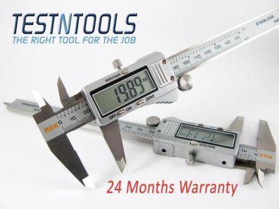 ROK Digital Caliper (Vernier) 150mm Metal Casing