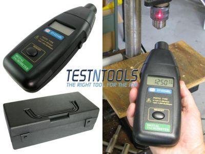 Sinsui Non-Contact Laser Tachometer DT-2234B