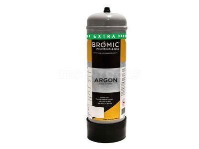 Bromic Argon Gas Welding Cylinder 2.2 Litre GASC-1811524