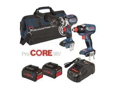 Bosch 18V 2pc 7.0Ah ProCORE Combo Kit 0615991FC1