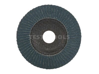 Bosch Angled Flap Disc Expert for Metal 115mm 120 Grit 5 Pack 2608606756