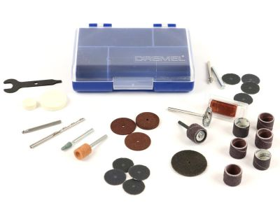 Dremel Accessory Kit 30 Piece
