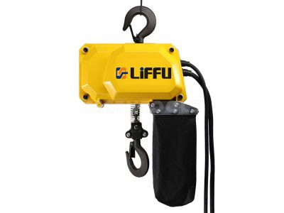 Liffu Electric Chain Hoist 230V 3m 150Kg