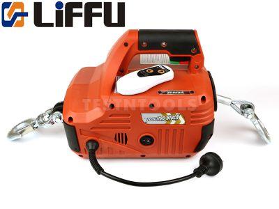 Liffu Portable Electric Hoist 230V With Remote 8m 250Kg ATQ-04