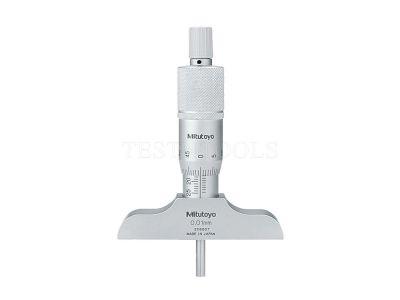 Mitutoyo Depth Micrometer 0-25 63mm 128-101