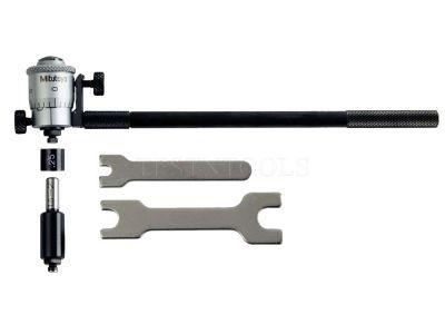 "Mitutoyo Inside Micrometer Interchangeable Rod 1-2"" 2 Rod 141-102"