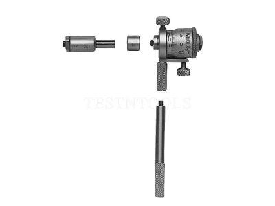 Mitutoyo Inside Micrometer Interchangeable Rod 25-50mm 2 Rod 141-101