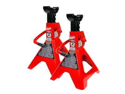 Torin Big Red Axle Stand 3 Ton 1 Pair STAA-3