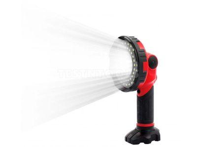 AmPro 52 SMD Swivel LED Worklight 100/21 Lumens LIGL-T24027P
