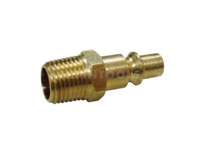 "AmPro Air Male Connector 1/4"" BSP CONM-A2519"
