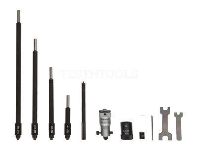 Mitutoyo Inside Micrometer Interchangeable Rod 50-300mm 5 Rod 141-206