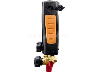Testo Digital 4-Way Manifold Set With Vacuum Probe 557